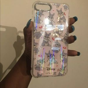iPhone 8 Plus Disney skinny dip London case